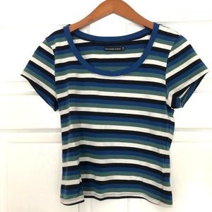 Bundle 2 A&F Cropped Tees